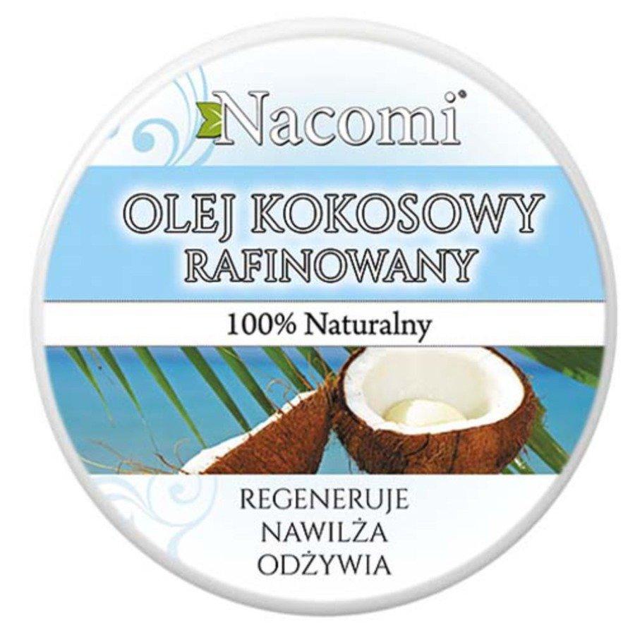 Nacomi Olej kokosowy rafinowany 100 ml