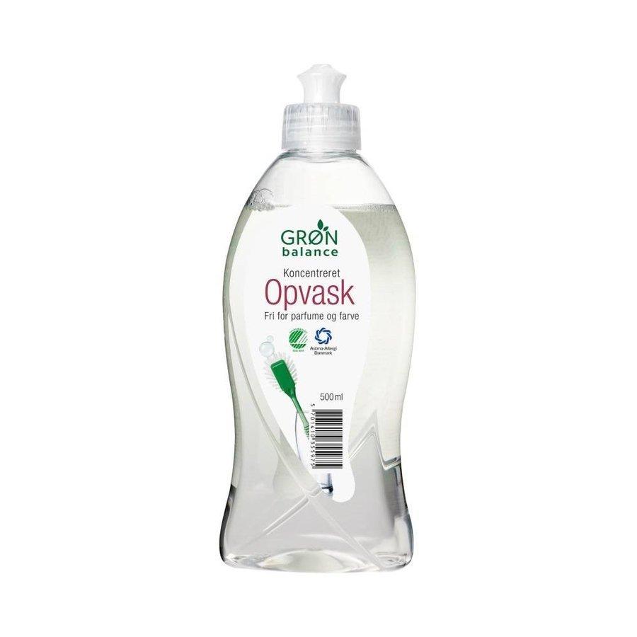 Ekologiczny płyn do mycia naczyń bezzapachowy Gron Balance 500 ml