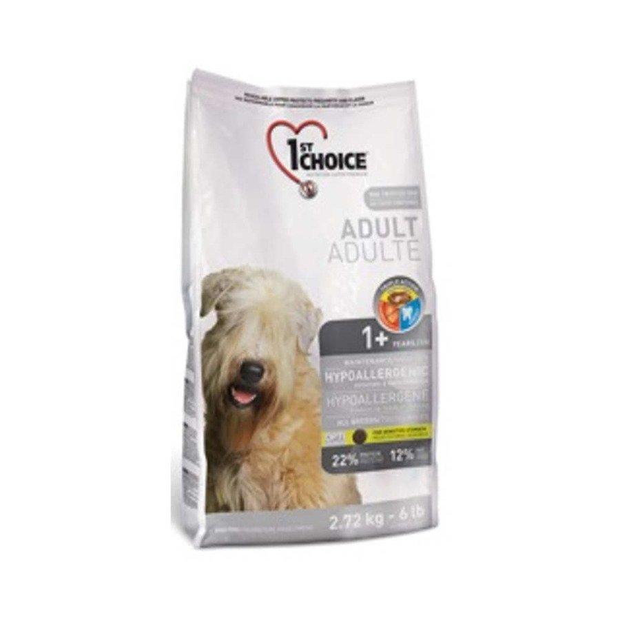 1st Choice Hypoallergenic Sucha karma hipoalergiczna z mięsem kaczki dla psów dorosłych 12 kg