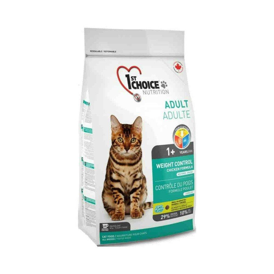 1st Choice Light Healthy Weight Karma sucha dla kotów z nadwagą mięso kurczaka 2,72 kg