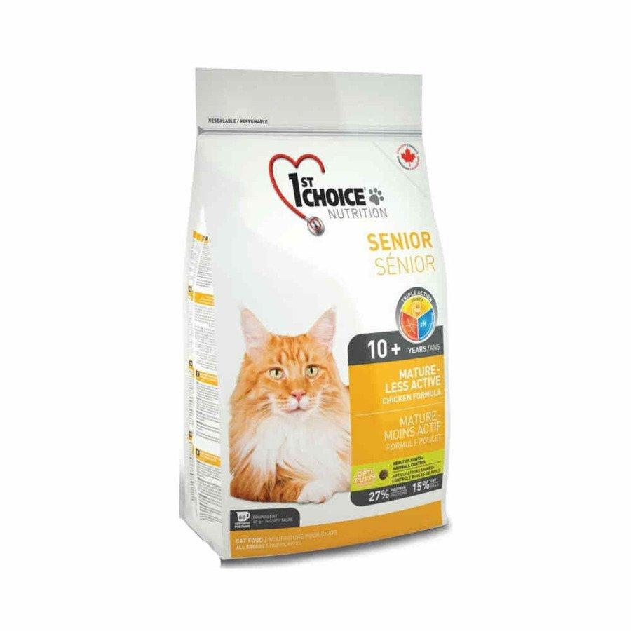 1st Choice Mature Less Active Karma sucha dla kotów dorosłych mniej aktywnych 2,72 kg