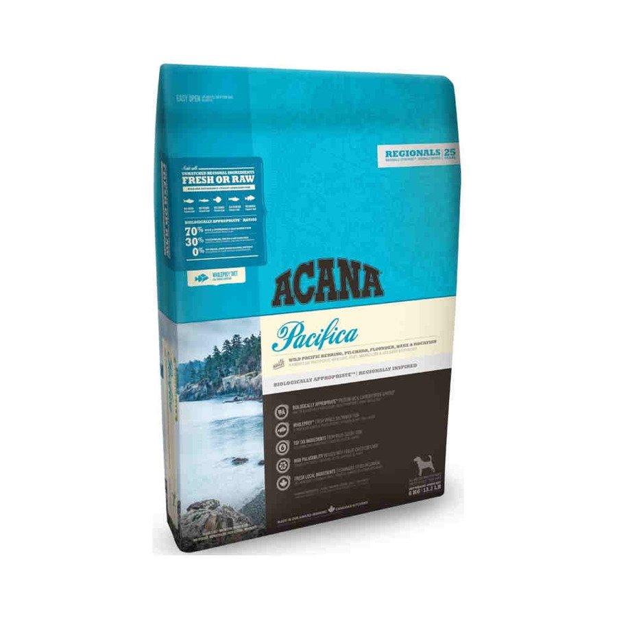 Acana Regionals Pacifica Dog Sucha karma dla psów wszystkich ras z rybą 2 kg