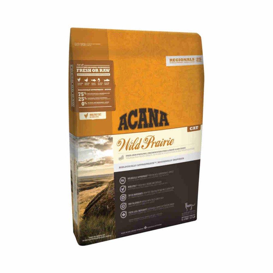Acana Regionals Wild Prairie Cat Sucha karma dla kotów wszystkich ras 5,4 kg