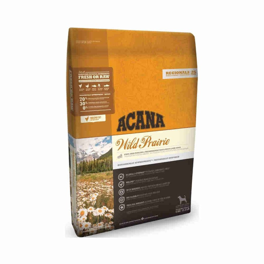 Acana Regionals Wild Prairie Dog Sucha karma dla psów wszystkich ras 6 kg