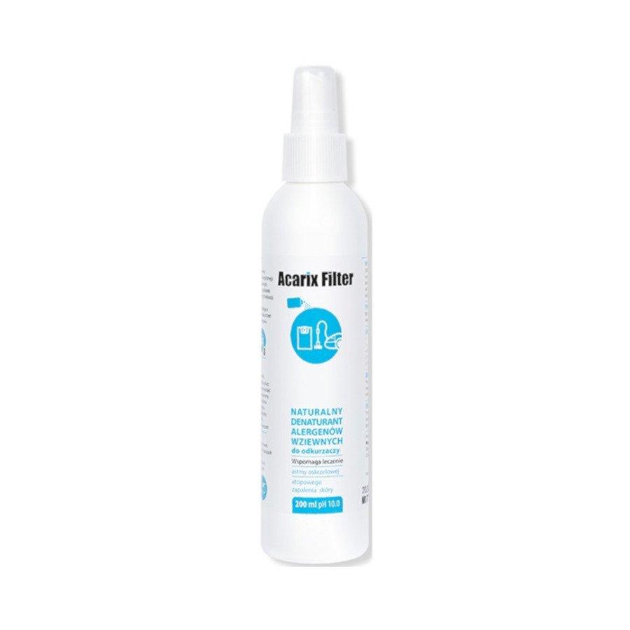 Acarix Filter Naturalny denaturant alergenów wziewnych do odkurzaczy 200 ml