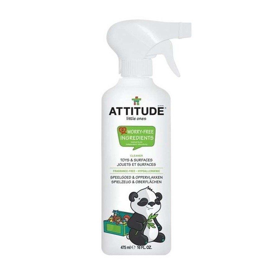 Attitude Bezzapachowy spray do czyszczenia zabawek 475 ml