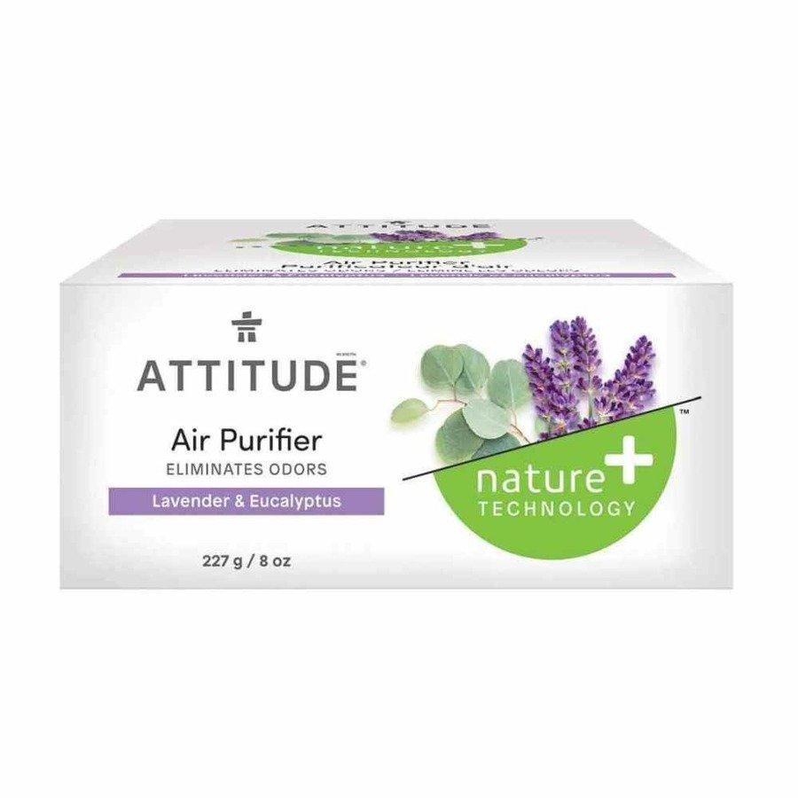 Attitude Odświeżacz powietrza i pochłaniacz nieprzyjemnych zapachów lawenda i eukaliptus