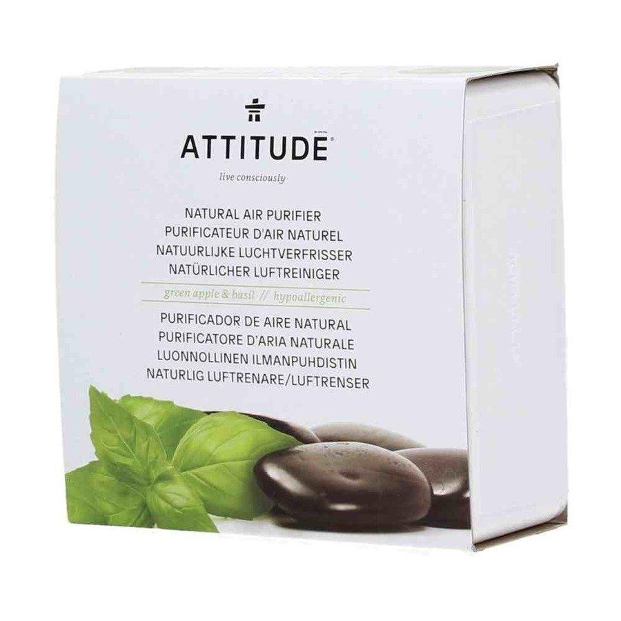 Attitude Odświeżacz powietrza i pochłaniacz nieprzyjemnych zapachów zielone jabłko i bazylia