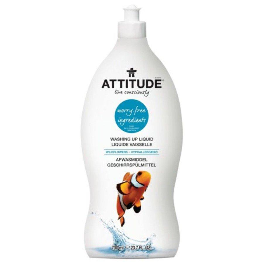 Attitude Płyn do mycia naczyń kwiaty polne 700 ml