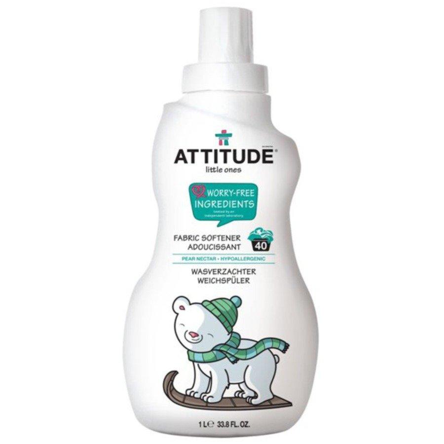 Attitude Płyn do płukania ubranek dziecięcych gruszkowy nektar