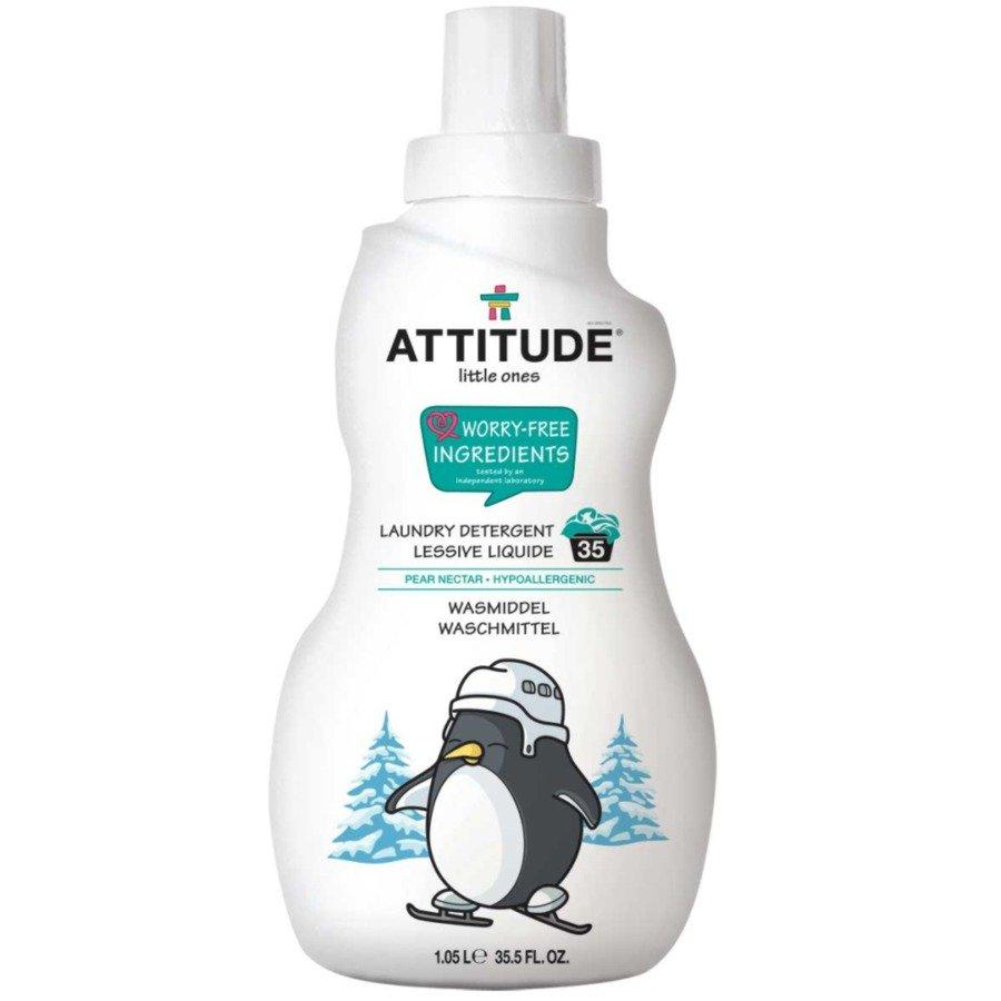 Attitude Płyn do prania ubranek dziecięcych gruszkowy nektar 1050 ml
