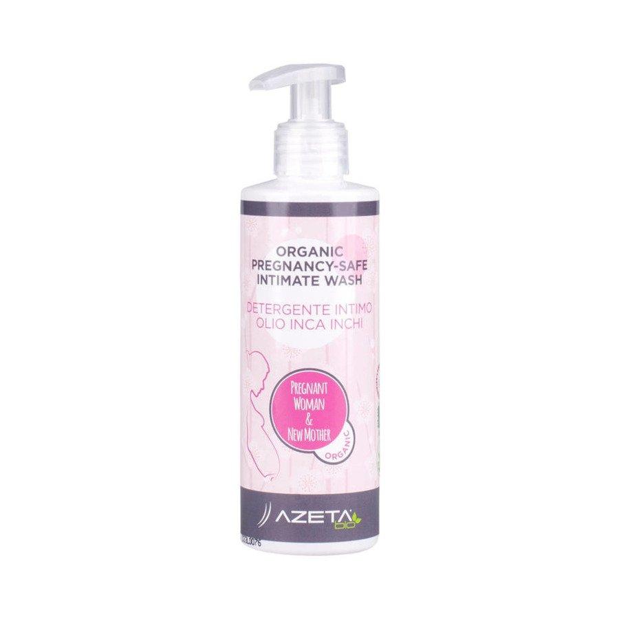 Azeta Bio Organiczny płyn do higieny intymnej dla kobiet w ciąży i mam 200 ml