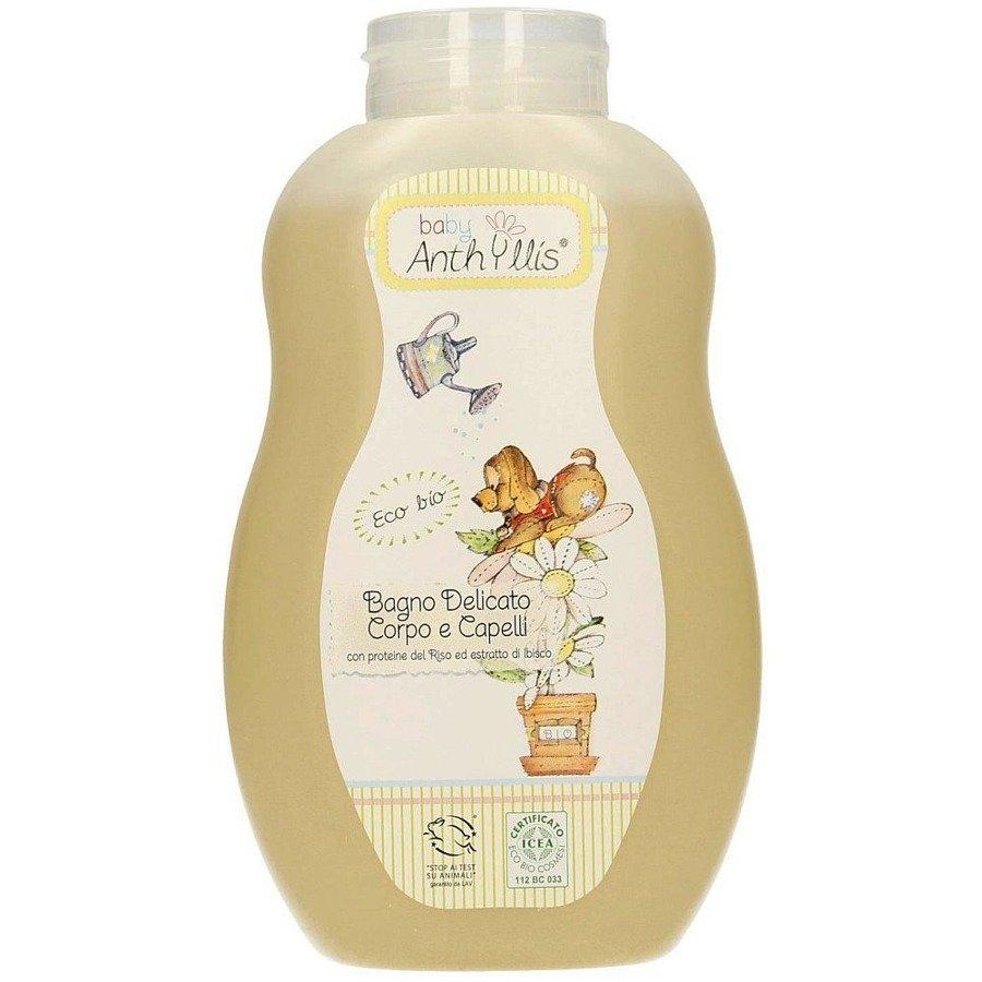 Baby Anthyllis Delikatny płyn do kąpieli i szampon 2w1 400 ml