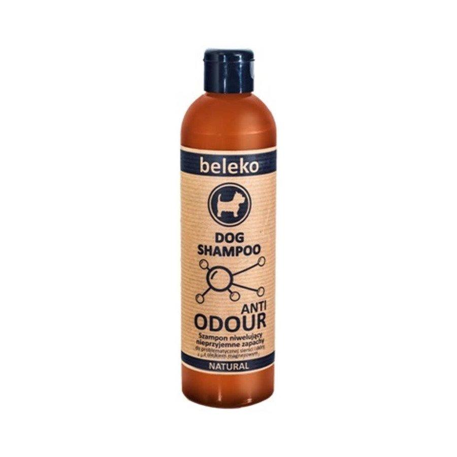 Beleko Anti Odour Szampon niewlujący nieprzyjemne zapachy dla psa 200 ml