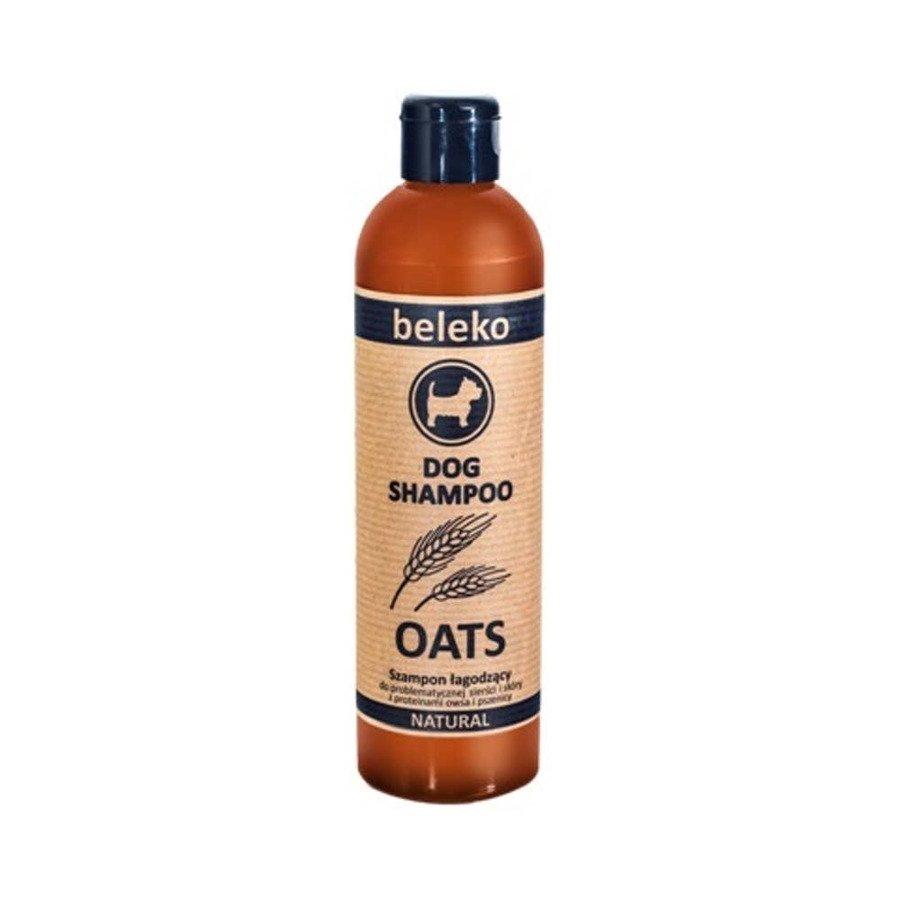 Beleko Oats Łagodzący szampon owsiany dla psa 200 ml