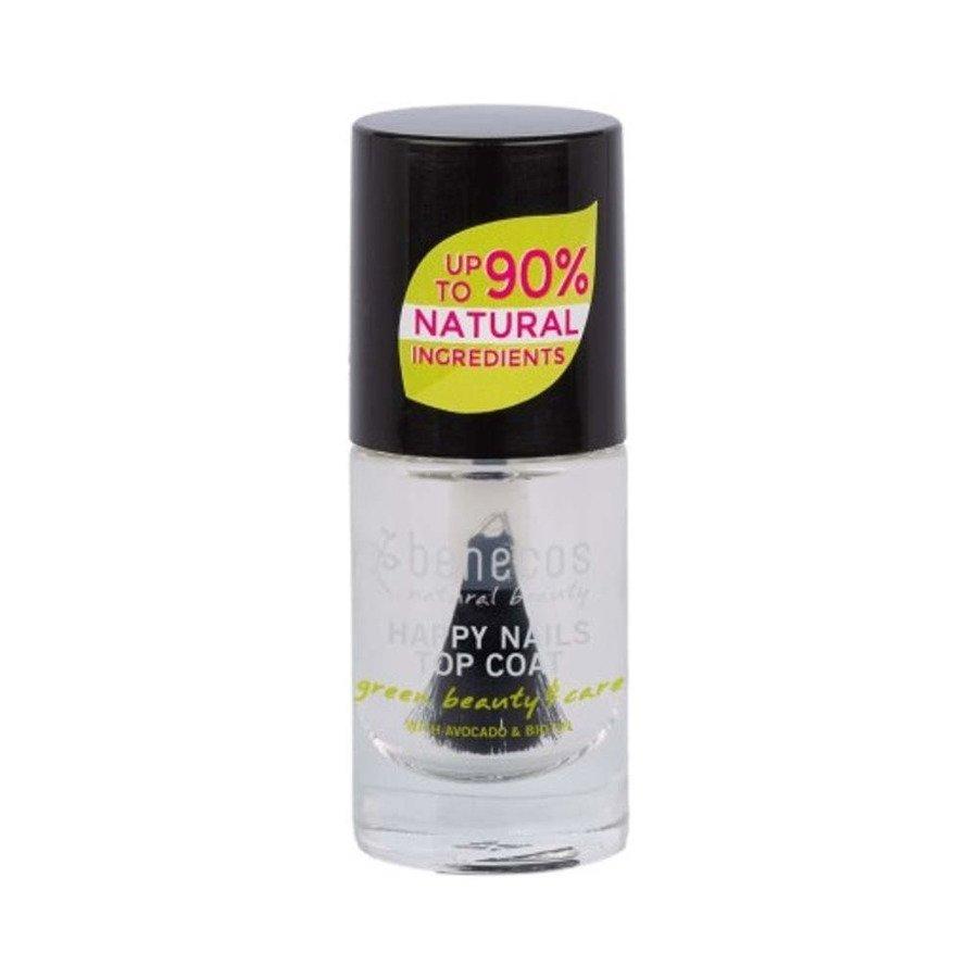 Benecos Crystal Lakier do paznokci bezbarwny 5 ml