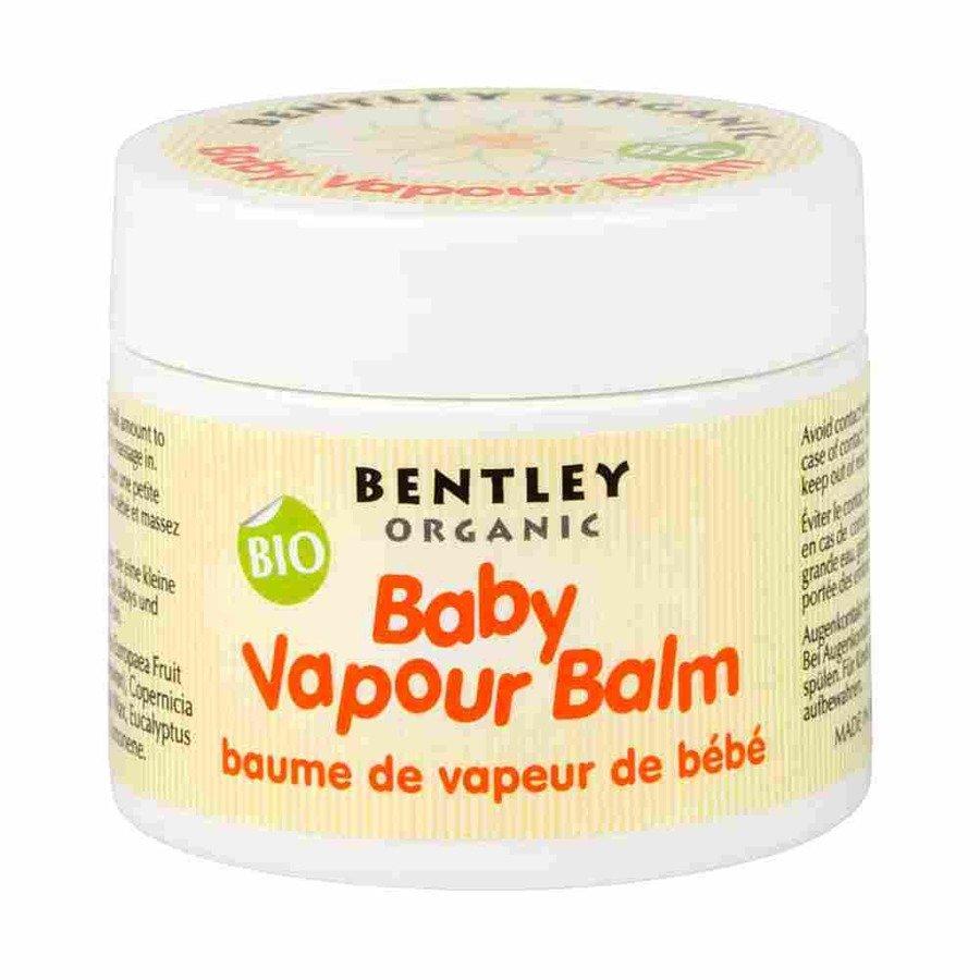 Bentley Organic Balsam ułatwiający oddychanie dla dzieci