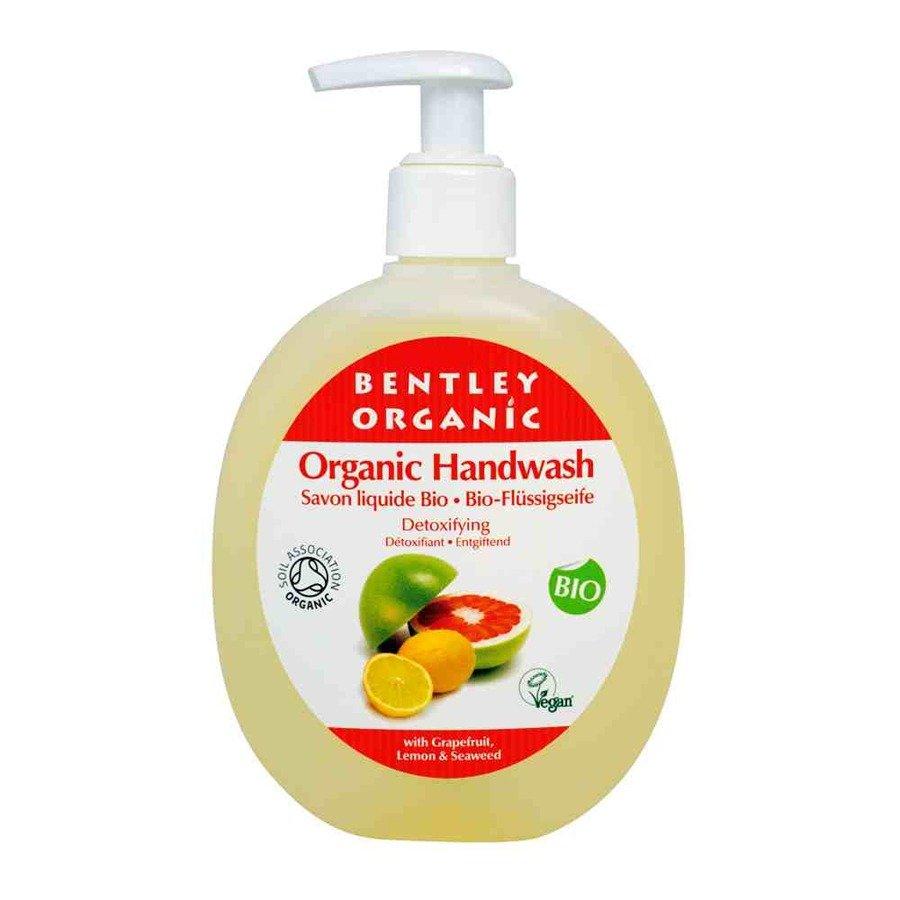 Bentley Organic Detoksykujące mydło organiczne w płynie