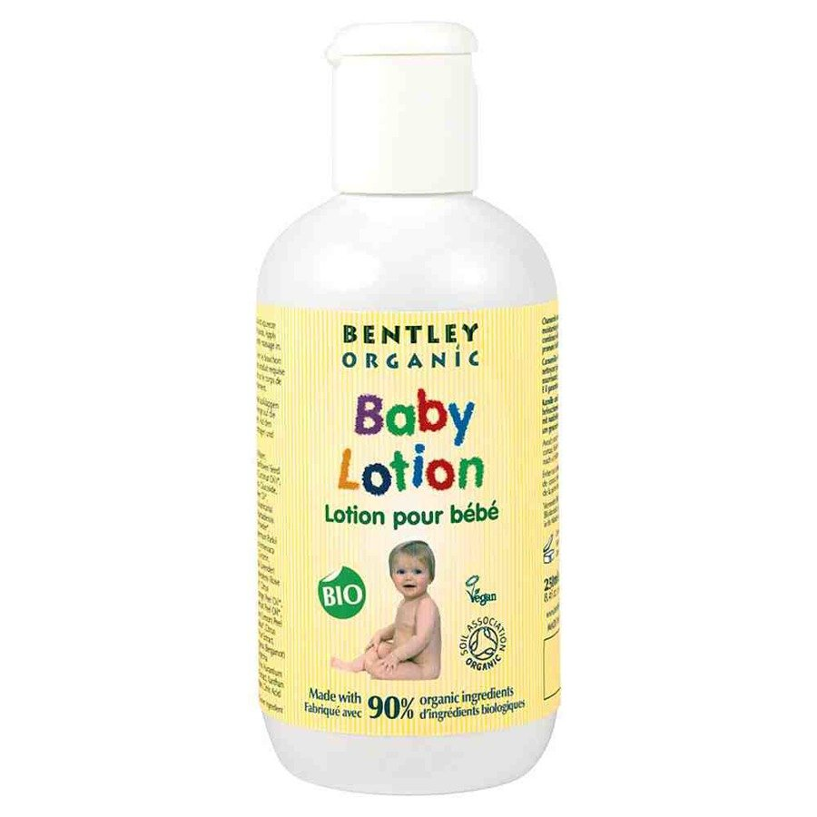 Bentley Organic Mleczko do ciała dla dzieci