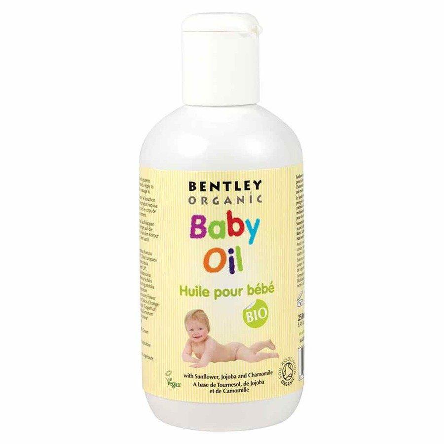 Bentley Organic Olejek pielęgnacyjny dla dzieci