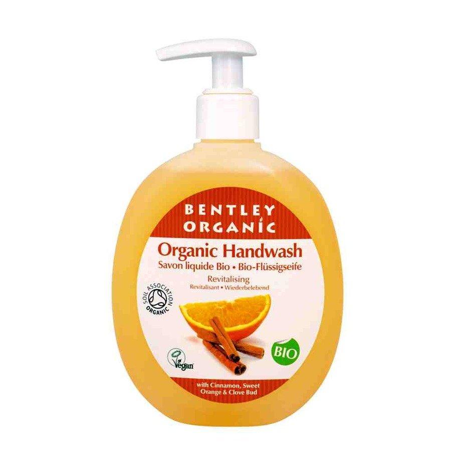 Bentley Organic Regenerujące mydło organiczne w płynie