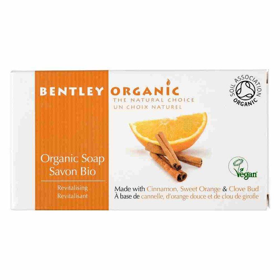 Bentley Organic Rewitalizujące mydło organiczne