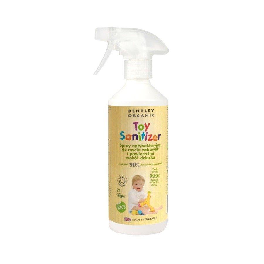 Bentley Organic Spray dezynfekujący do mycia zabawek