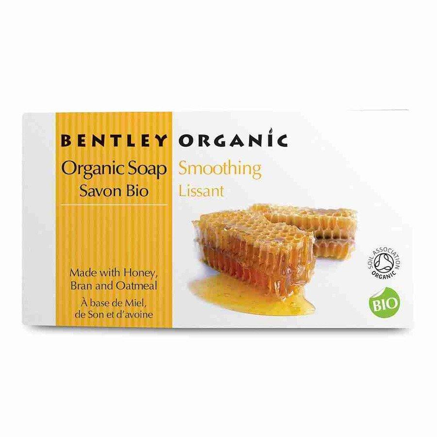 Bentley Organic Wygładzające mydło organiczne