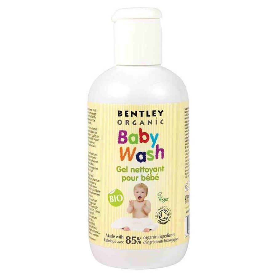 Bentley Organic Żel do mycia i szampon 2w1 dla dzieci