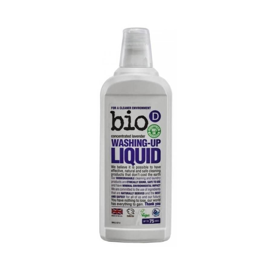 Bio-D Ekologiczny płyn do mycia naczyń lawendowy 750 ml