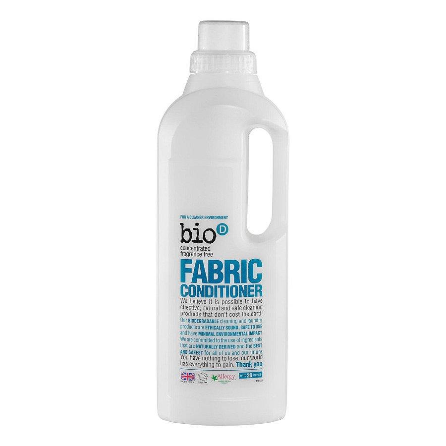 Bio-D Ekologiczny płyn do płukania tkanin bezzapachowy 1 l