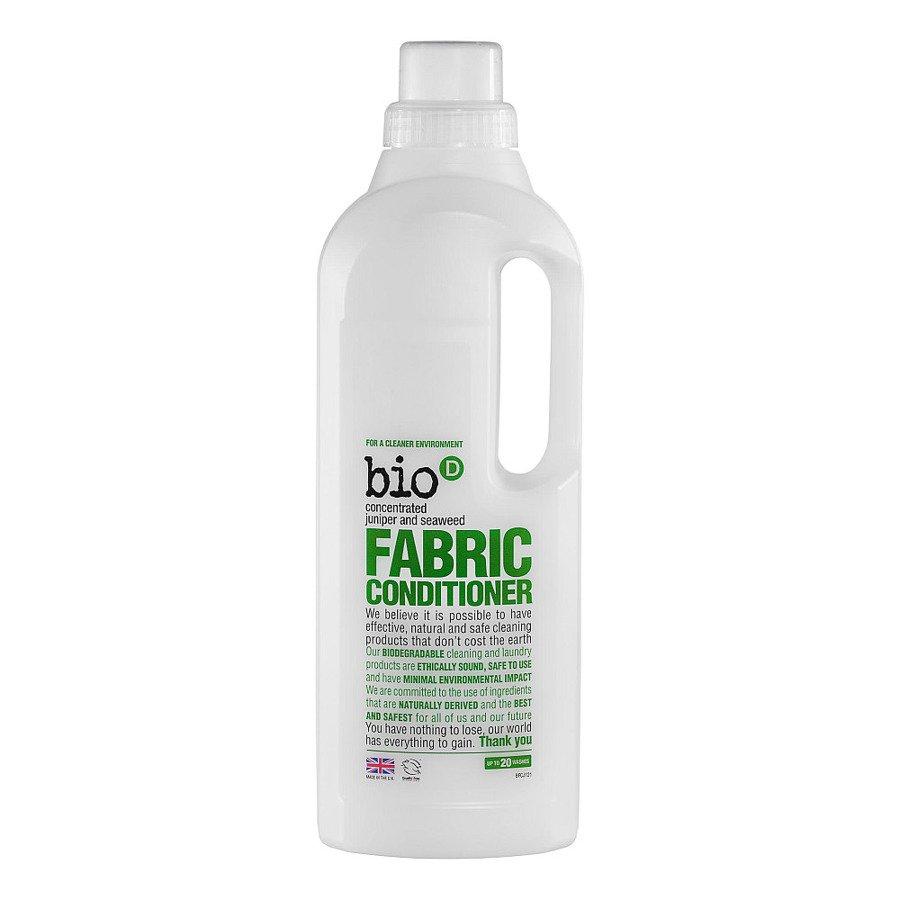 Bio-D Ekologiczny płyn do płukania tkanin jałowcowy 1 l