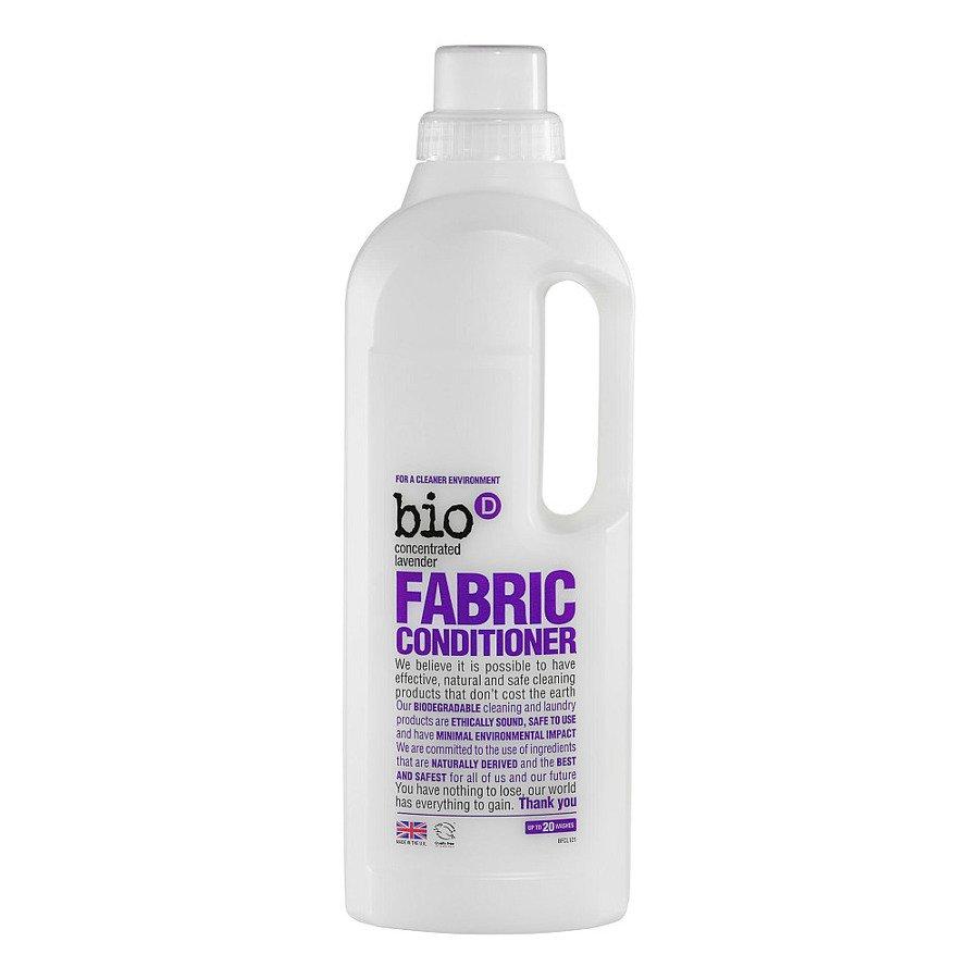 Bio-D Ekologiczny płyn do płukania tkanin lawendowy 1 l