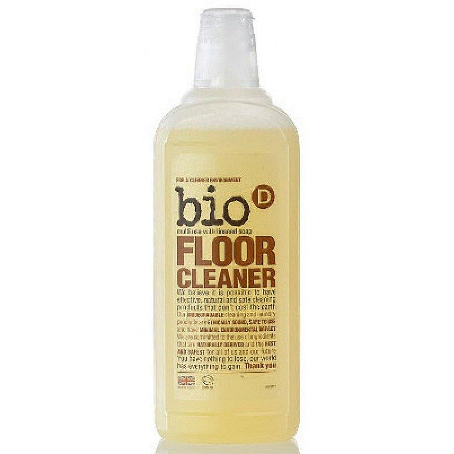 Bio-D Ekologiczny płyn do podłóg z mydłem z olejku lnianego 750 ml