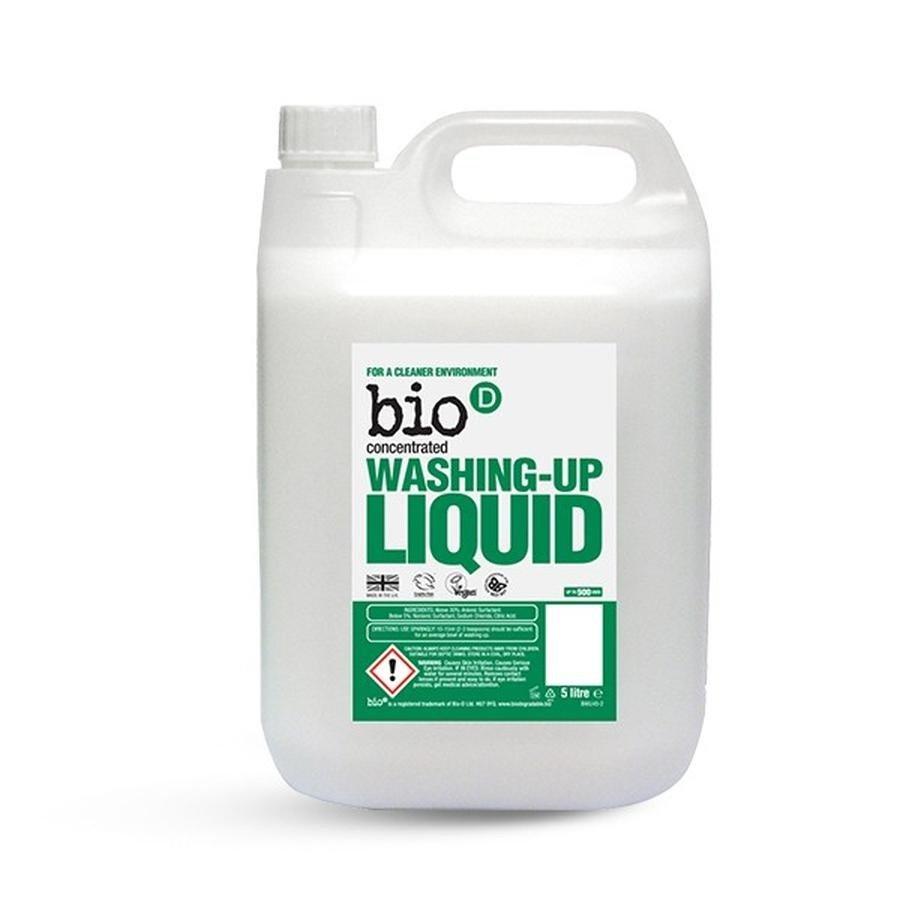Bio-D Hipoalergiczny płyn do mycia naczyń bezzapachowy koncentrat 5l