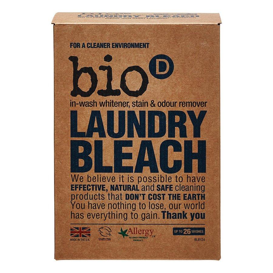 Bio-D Laundry Bleach Odplamiacz wybielacz i eliminator zapachów 400 g