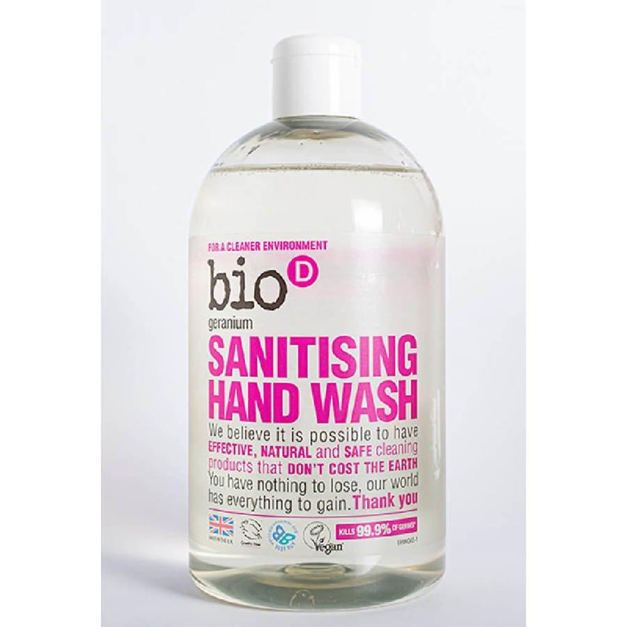 Bio-D Mydło w płynie geranium 500 ml