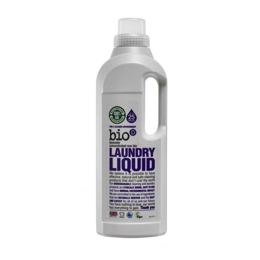 Bio-D Płyn do prania lawenda 1l
