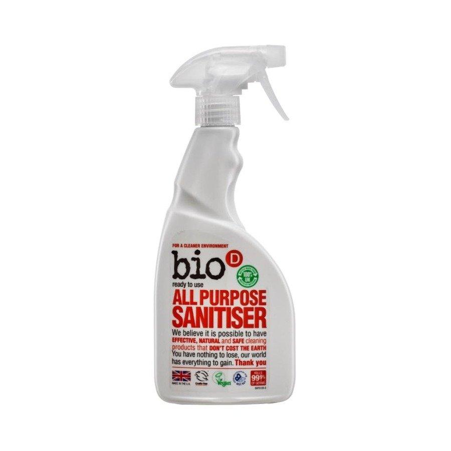 Bio-D Środek do czyszczenia różnych powierzchni 500 ml