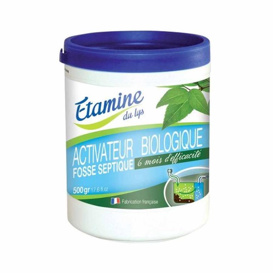 Biologiczny aktywator do szamb ekologicznych Etamine du Lys 500 g
