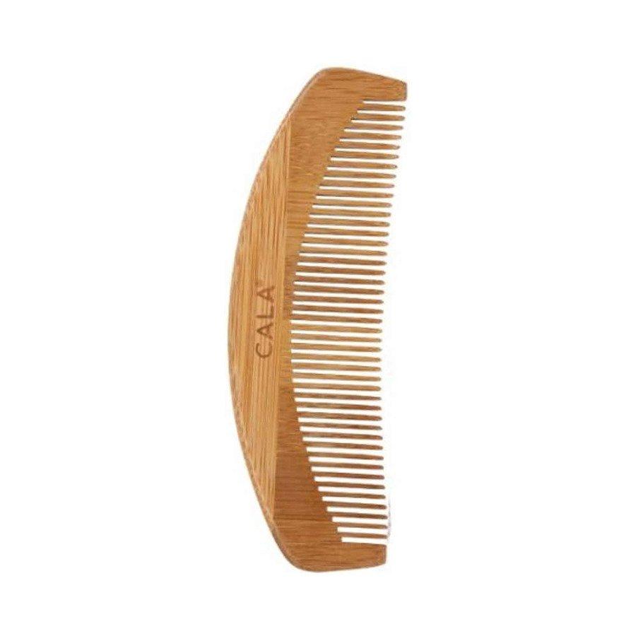 Cala Naturale Naturalny bambusowy grzebień do włosów