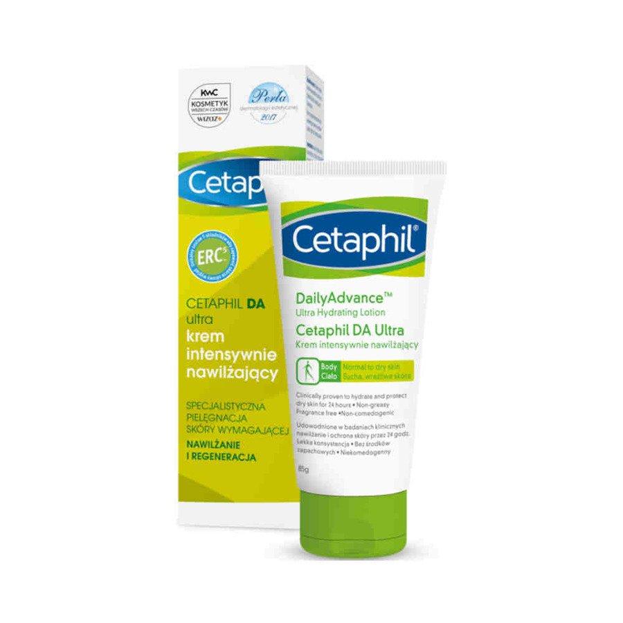Cetaphil DA Ultra krem intensywnie nawilżający 85g