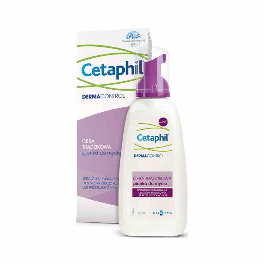 Cetaphil Dermacontrol pianka do mycia 237 ml