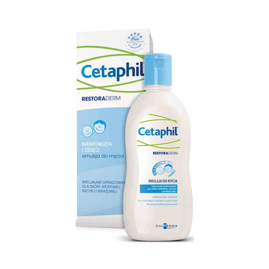 Cetaphil Restoraderm emulsja do mycia 295 ml