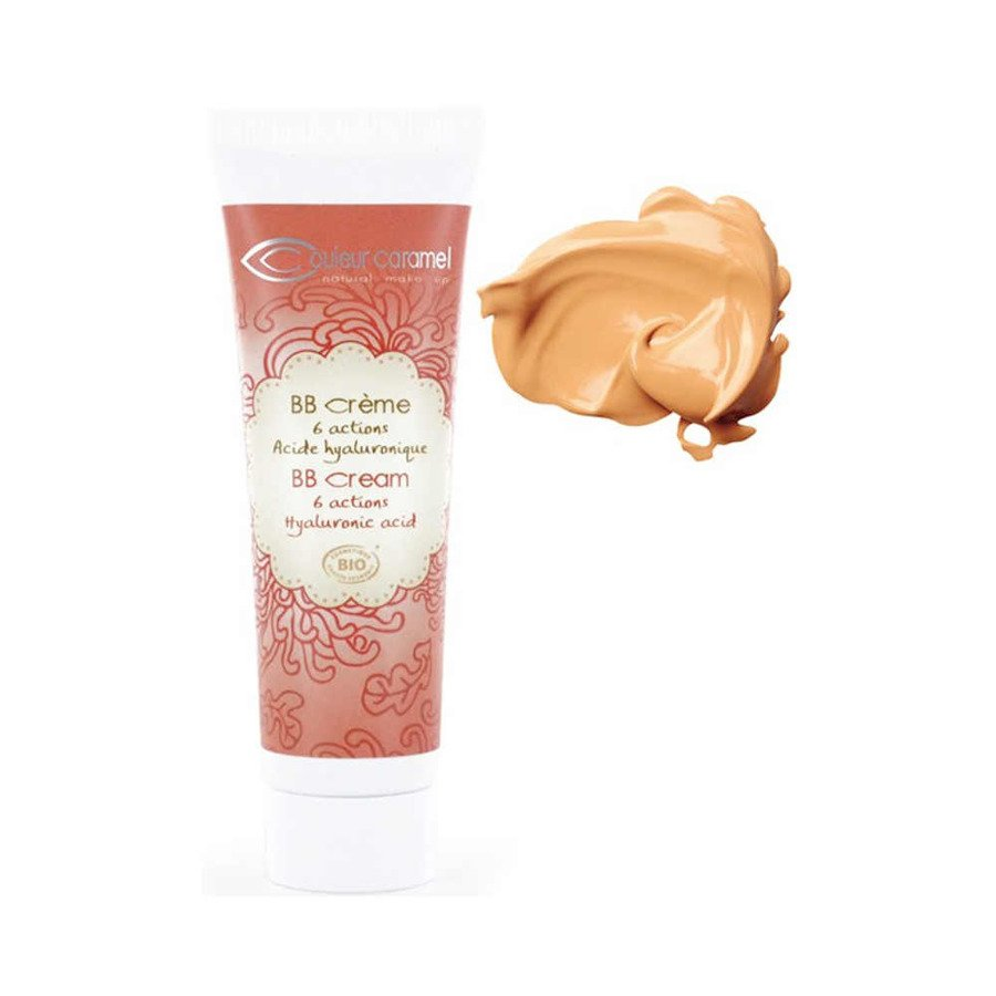 Couleur Caramel BB Cream Podkład 12