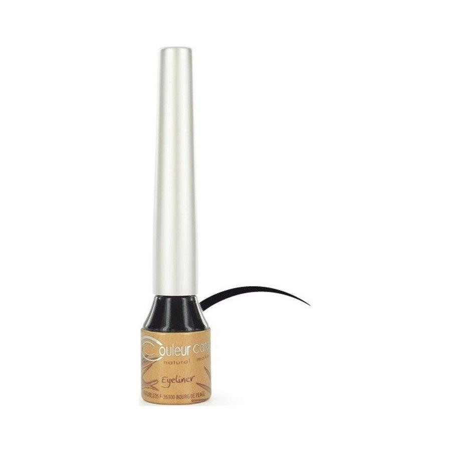 Couleur Caramel Eyeliner Organic Black 07