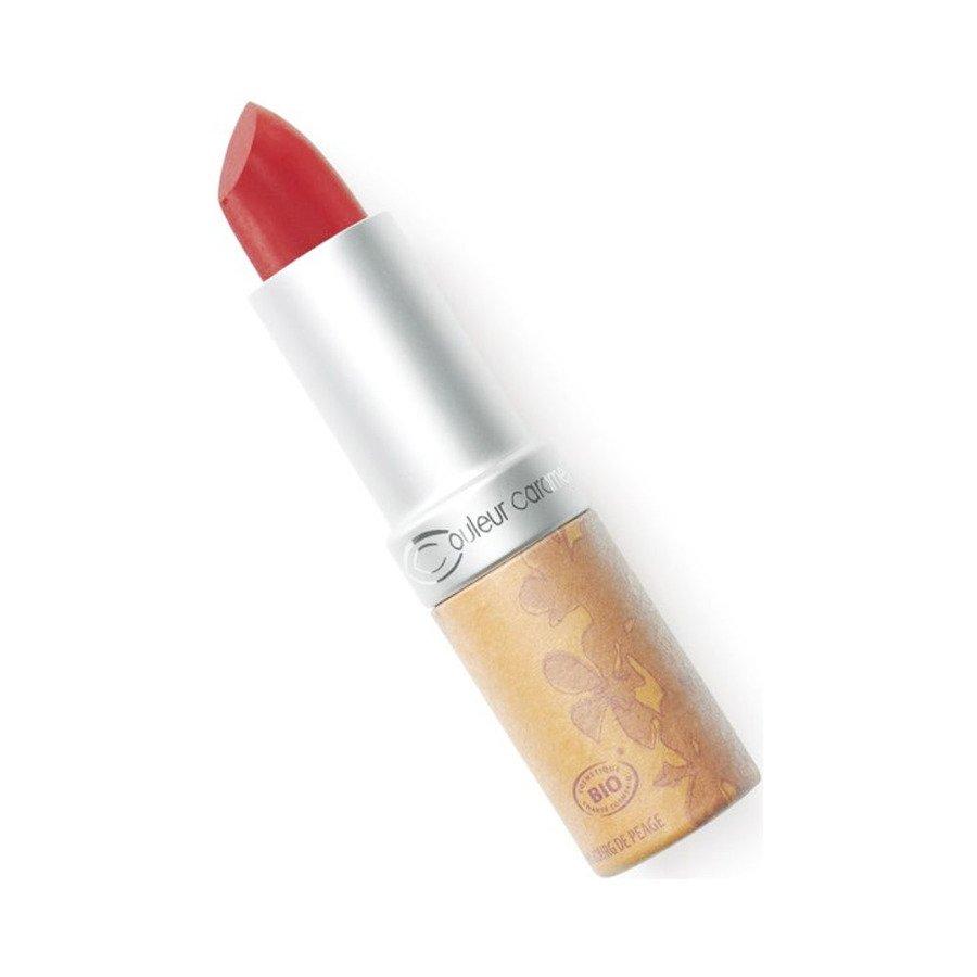 Couleur Caramel Lśniąca pomadka do ust 223 czysta czerwień
