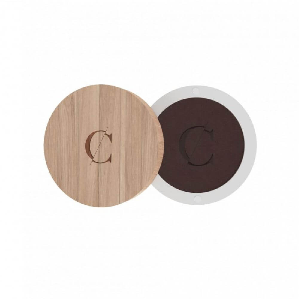 Couleur Caramel Naturalny cień do powiek matowy 081 matt intense brown
