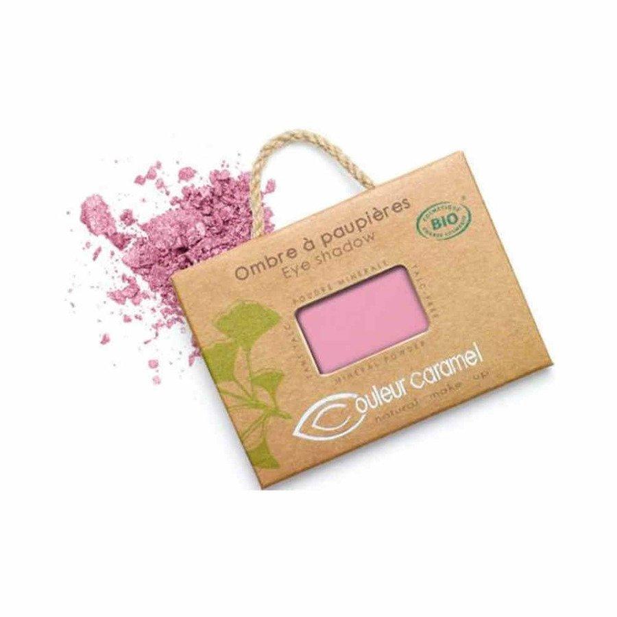 Couleur Caramel Naturalny cień do powiek matowy 150 matte pink flash