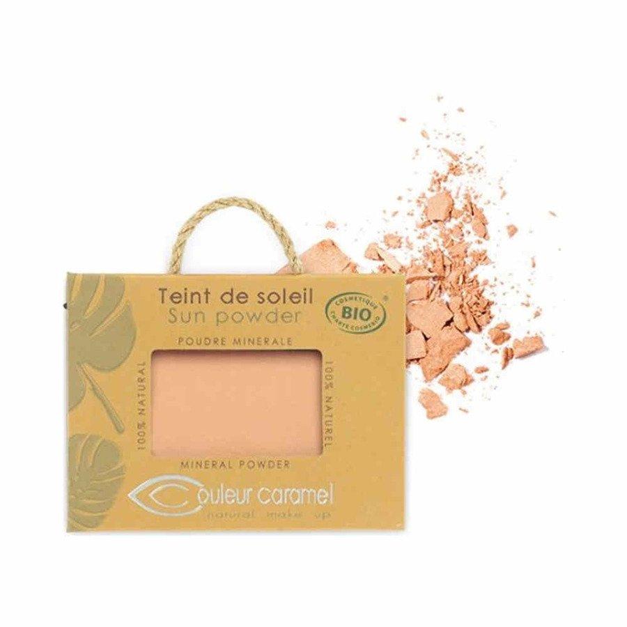 Couleur Caramel Puder słoneczny komp. 022